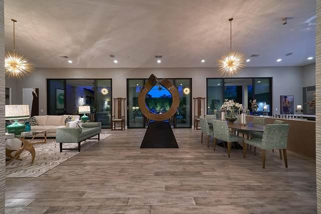 1041 Bella Vista Vista, Palm Springs, CA 92264 (MLS #219047325) :: The John Jay Group - Bennion Deville Homes
