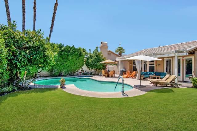 40900 Avenida Calafia, Palm Desert, CA 92260 (MLS #219047330) :: The John Jay Group - Bennion Deville Homes