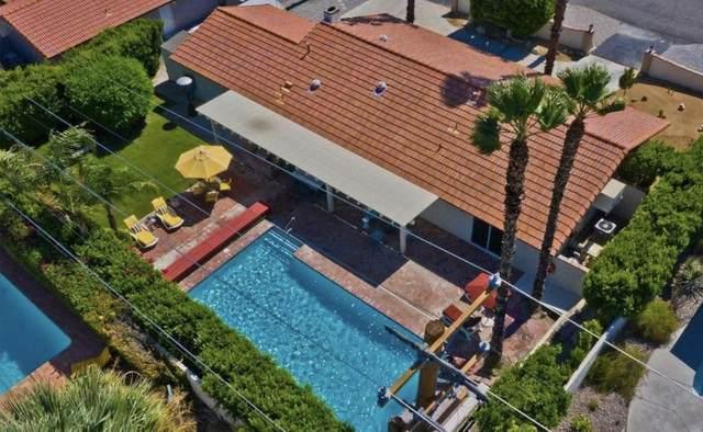 360 W Pico Road, Palm Springs, CA 92262 (MLS #219047340) :: Brad Schmett Real Estate Group