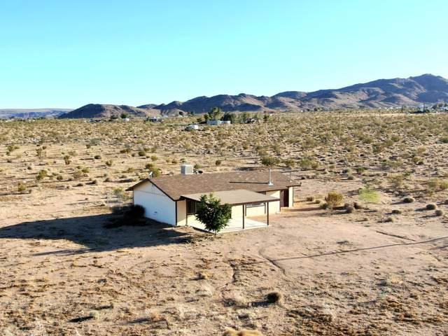 55981 Sunnyslope Drive, Landers, CA 92285 (MLS #219047350) :: Hacienda Agency Inc