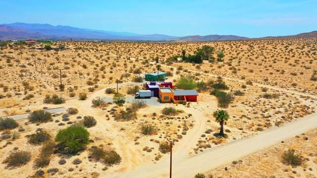19900 Ford Avenue, Sky Valley, CA 92241 (MLS #219047362) :: Hacienda Agency Inc