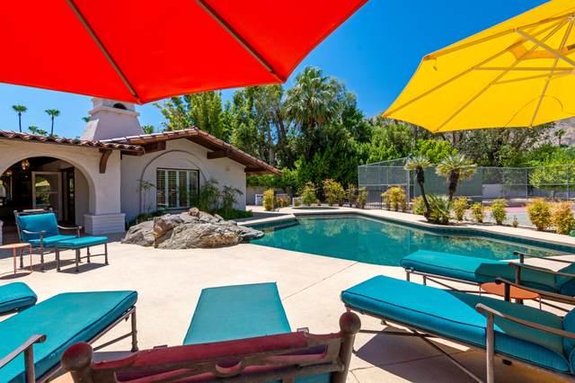 460 W Vereda Norte, Palm Springs, CA 92262 (MLS #219047373) :: Brad Schmett Real Estate Group