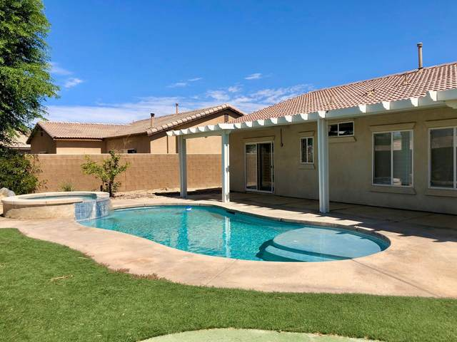 83109 Singing Hills Avenue, Indio, CA 92203 (MLS #219047381) :: The John Jay Group - Bennion Deville Homes