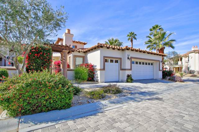 410 Piazza San Michele, Palm Desert, CA 92260 (MLS #219047390) :: The John Jay Group - Bennion Deville Homes