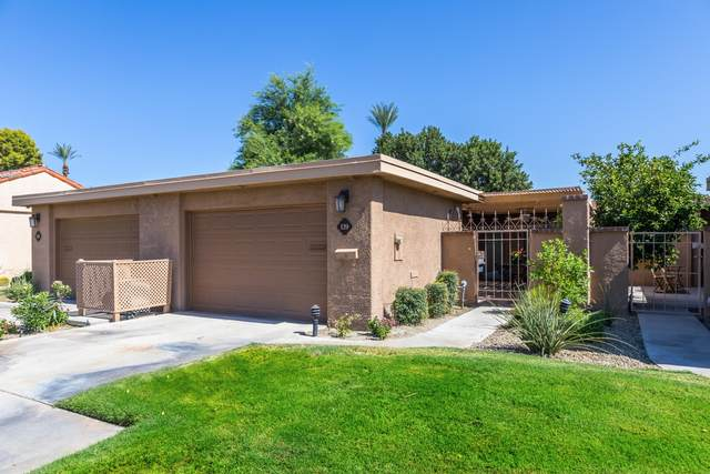 139 La Cerra Drive, Rancho Mirage, CA 92270 (MLS #219047391) :: The John Jay Group - Bennion Deville Homes