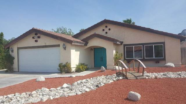 67675 Paletero Road, Cathedral City, CA 92234 (MLS #219047396) :: The John Jay Group - Bennion Deville Homes