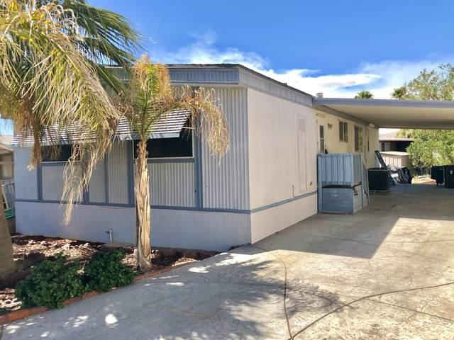 17555 Corkill Rd #40, Desert Hot Springs, CA 92241 (MLS #219047403) :: Hacienda Agency Inc