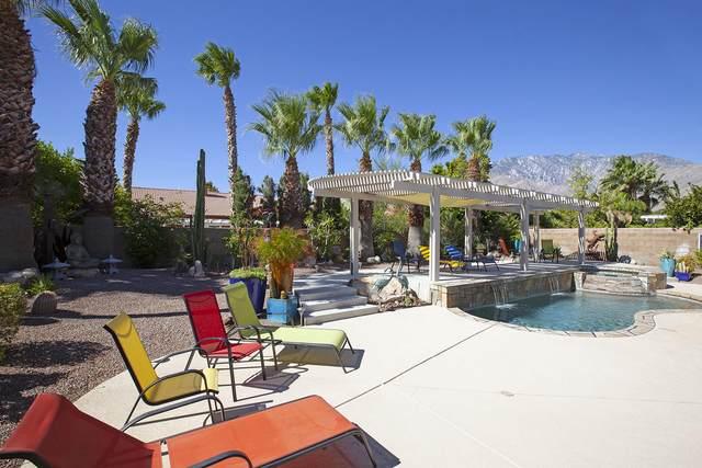 1103 E Circulo San Sorrento Road, Palm Springs, CA 92262 (MLS #219047412) :: Mark Wise | Bennion Deville Homes