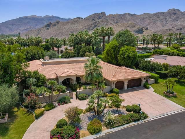 71205 N Thunderbird Terrace, Rancho Mirage, CA 92270 (MLS #219047419) :: The John Jay Group - Bennion Deville Homes