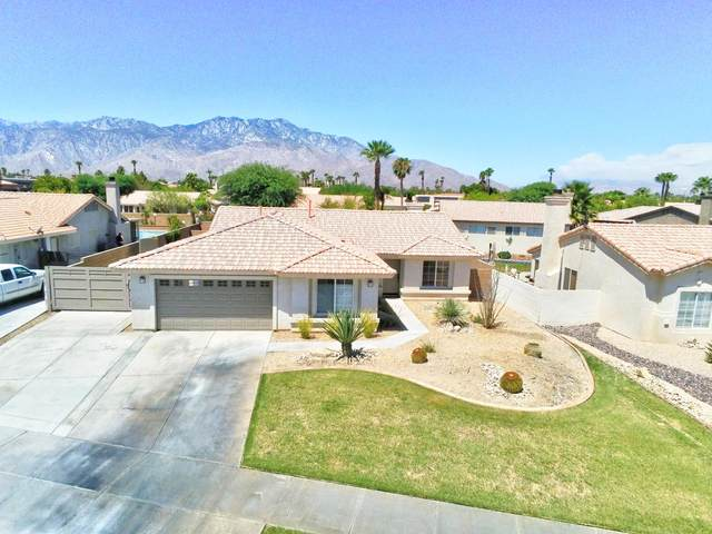 30679 Pinnacle Drive, Cathedral City, CA 92234 (#219047431) :: The Pratt Group