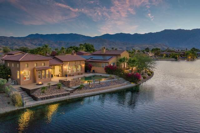 8 Via Santa Ramona, Rancho Mirage, CA 92270 (MLS #219047435) :: Mark Wise   Bennion Deville Homes