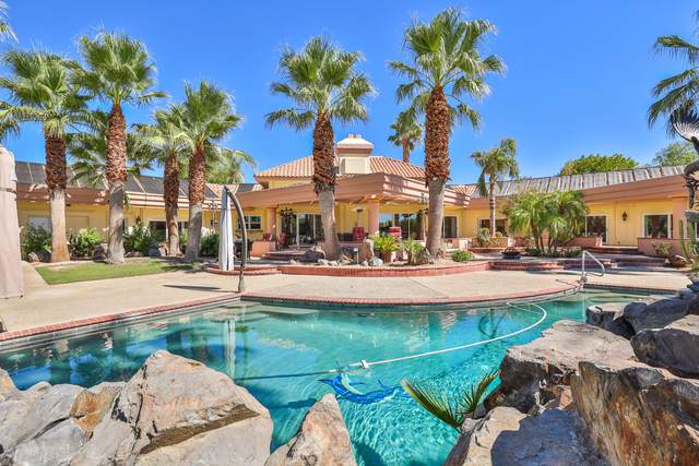 50180 Vista Montana Road, La Quinta, CA 92253 (MLS #219047455) :: Brad Schmett Real Estate Group