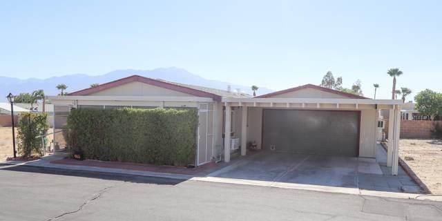 69525 Dillon #110, Desert Hot Springs, CA 92240 (MLS #219047471) :: The John Jay Group - Bennion Deville Homes