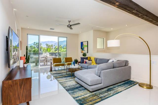 160 The Riv, Palm Springs, CA 92262 (MLS #219047485) :: Brad Schmett Real Estate Group