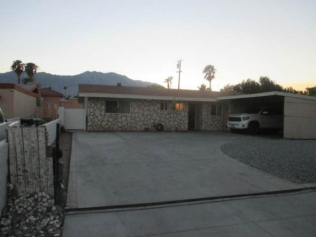 35331 Corregidor Drive, Cathedral City, CA 92234 (MLS #219047505) :: Brad Schmett Real Estate Group