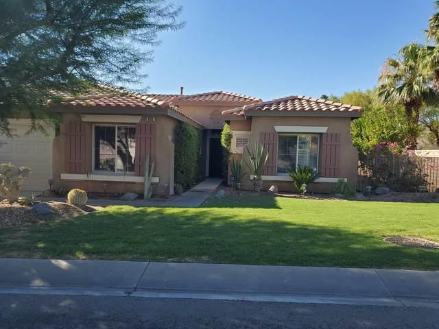 895 Ventana Ridge, Palm Springs, CA 92262 (MLS #219047537) :: The Sandi Phillips Team