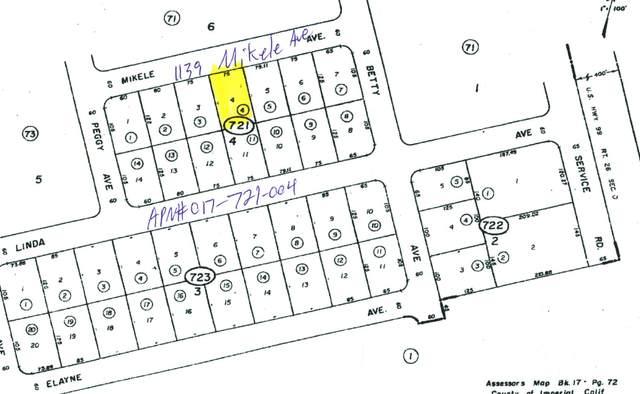 1139 Mikele Avenue, Salton City, CA 92275 (MLS #219047549) :: The Sandi Phillips Team