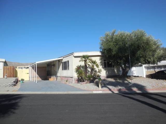 16820 Sunrise Road, Desert Hot Springs, CA 92241 (MLS #219047586) :: The Jelmberg Team