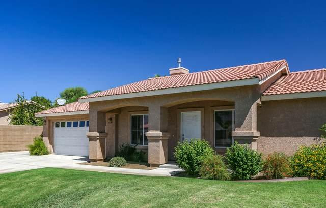 79952 Memorial Place, La Quinta, CA 92253 (MLS #219047636) :: Brad Schmett Real Estate Group