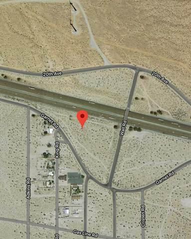 0 Garnet Road, Palm Springs, CA 92282 (MLS #219047645) :: Hacienda Agency Inc