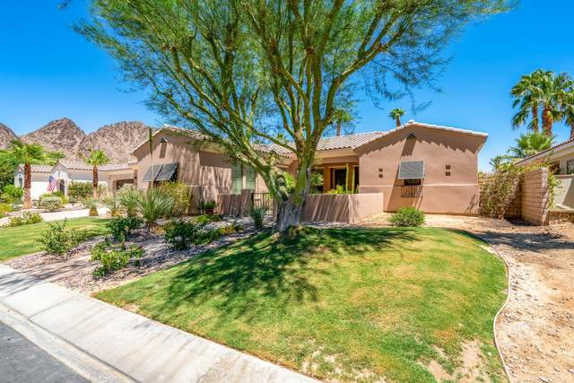 48028 Big Horn Drive, La Quinta, CA 92253 (MLS #219047649) :: Brad Schmett Real Estate Group