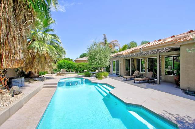 41805 Ward Drive, Palm Desert, CA 92211 (MLS #219047663) :: Hacienda Agency Inc
