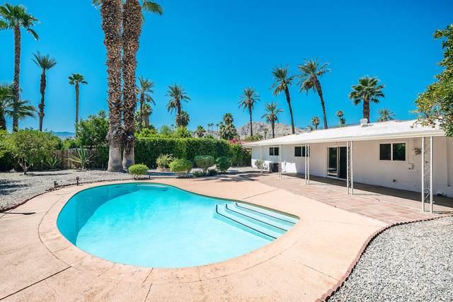 37190 Palmdale Road, Rancho Mirage, CA 92270 (MLS #219047666) :: Hacienda Agency Inc
