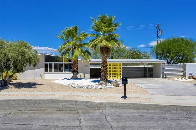 1080 E Adobe Way, Palm Springs, CA 92262 (MLS #219047677) :: The John Jay Group - Bennion Deville Homes
