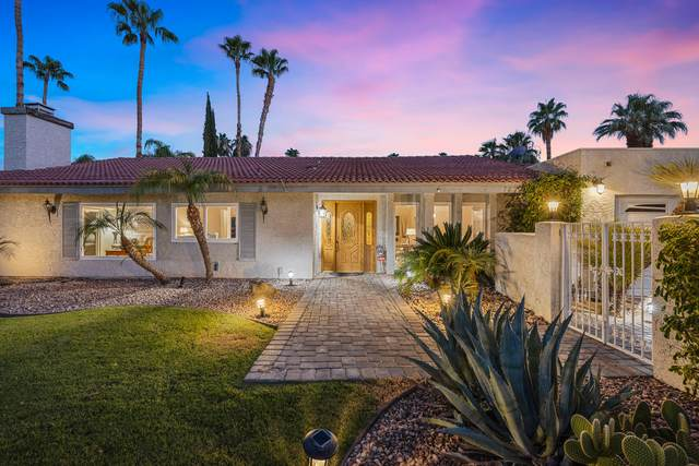 72733 Haystack Road, Palm Desert, CA 92260 (MLS #219047689) :: Hacienda Agency Inc