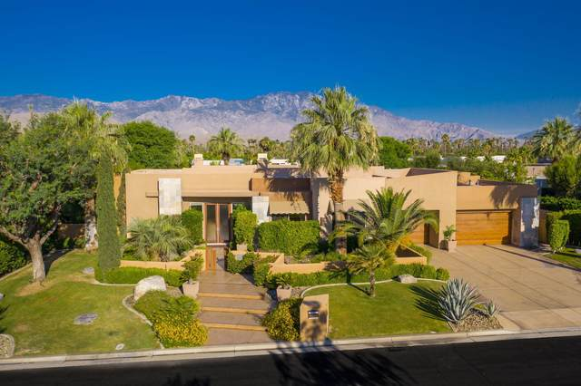 36735 Palm View Road, Rancho Mirage, CA 92270 (MLS #219047696) :: The Sandi Phillips Team
