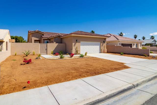 68325 Vega Road, Cathedral City, CA 92234 (MLS #219047707) :: Hacienda Agency Inc
