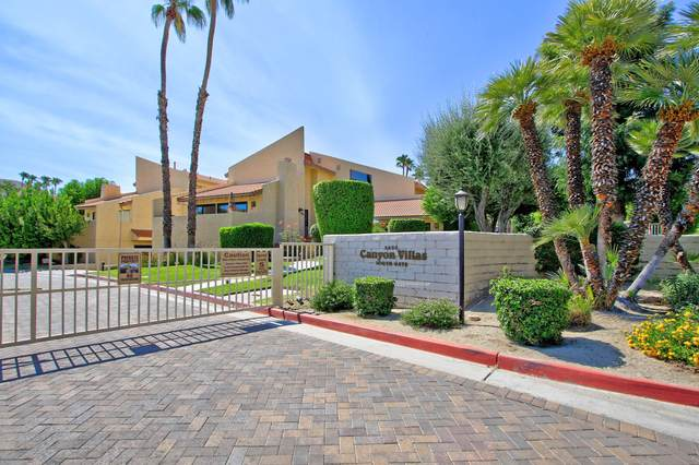 2600 S Palm Canyon Drive, Palm Springs, CA 92264 (MLS #219047753) :: The John Jay Group - Bennion Deville Homes