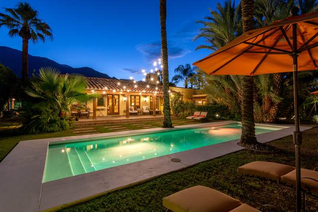 811 N Avenida Olivos, Palm Springs, CA 92262 (MLS #219047778) :: The Sandi Phillips Team