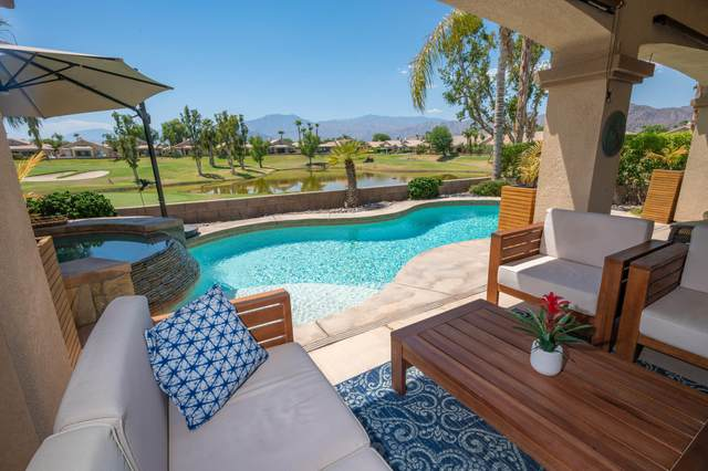 79611 Half Moon Bay Drive, Indio, CA 92201 (MLS #219047784) :: The John Jay Group - Bennion Deville Homes