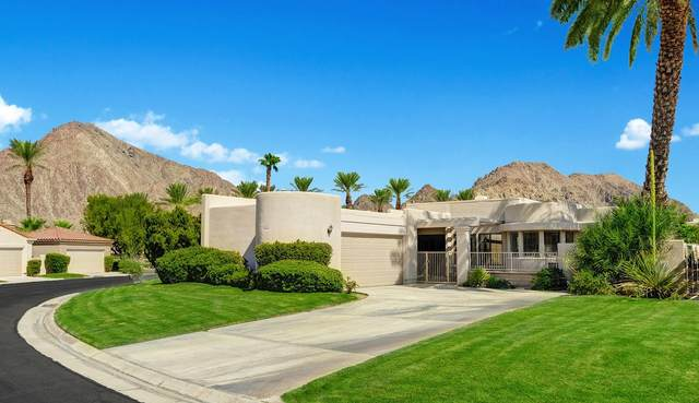 48110 Calle Seranas, La Quinta, CA 92253 (MLS #219047877) :: The John Jay Group - Bennion Deville Homes