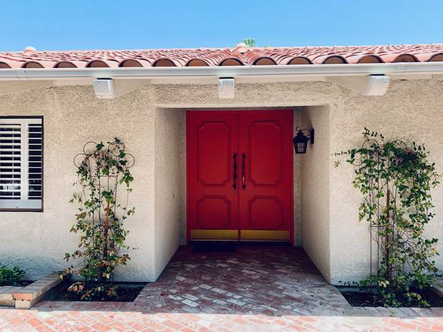 91 Magdalena Drive, Rancho Mirage, CA 92270 (MLS #219047962) :: Zwemmer Realty Group