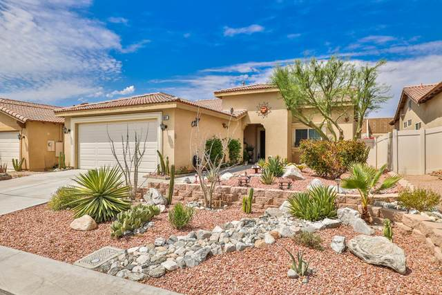9011 Silver Star Avenue, Desert Hot Springs, CA 92240 (MLS #219047976) :: Brad Schmett Real Estate Group