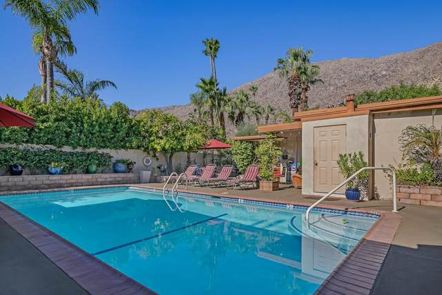 220 S Patencio Road, Palm Springs, CA 92262 (MLS #219047996) :: The John Jay Group - Bennion Deville Homes
