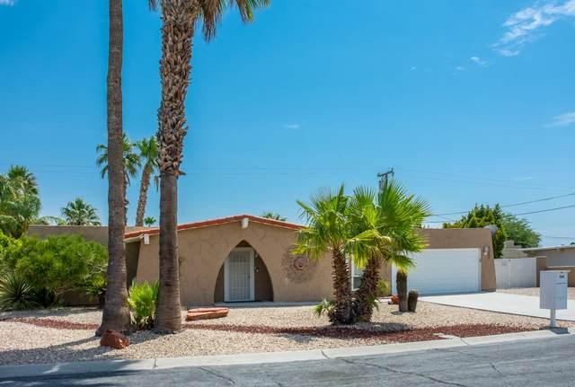 2252 N Los Alamos Road, Palm Springs, CA 92262 (MLS #219048057) :: The John Jay Group - Bennion Deville Homes