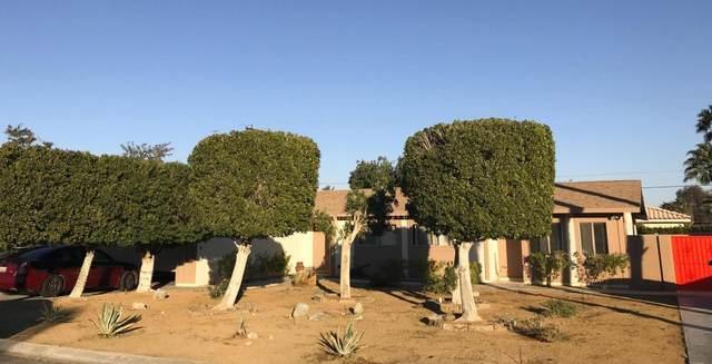 2890 N Biskra Road, Palm Springs, CA 92262 (MLS #219048062) :: The John Jay Group - Bennion Deville Homes