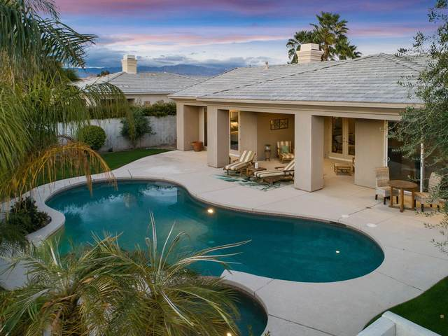 5 Orleans Road, Rancho Mirage, CA 92270 (MLS #219048093) :: The John Jay Group - Bennion Deville Homes