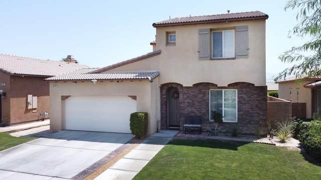 84155 Olona Court, Indio, CA 92203 (MLS #219048103) :: The John Jay Group - Bennion Deville Homes