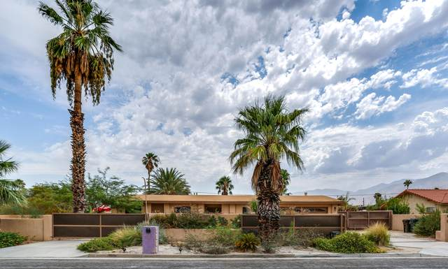 2825 E Verona Road, Palm Springs, CA 92262 (MLS #219048113) :: The John Jay Group - Bennion Deville Homes