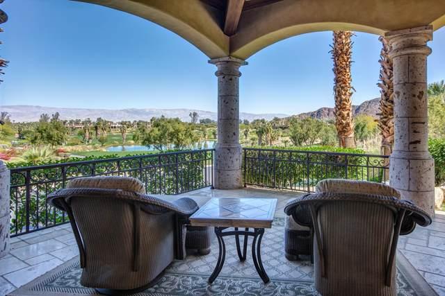 52700 Del Gato Drive, La Quinta, CA 92253 (MLS #219048116) :: The John Jay Group - Bennion Deville Homes