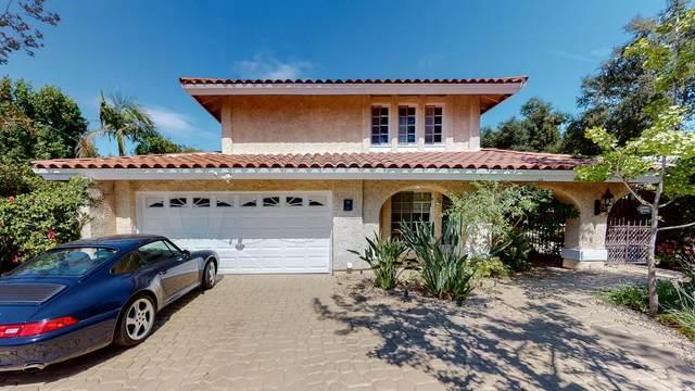 1588 Ryder Cup Drive, Westlake Village, CA 91361 (MLS #219048132) :: The John Jay Group - Bennion Deville Homes
