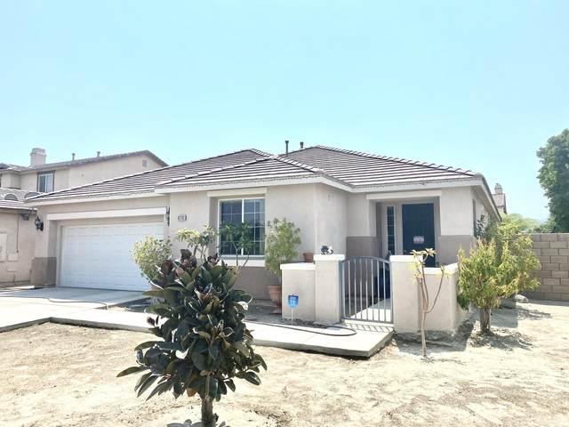 83763 Avenida La Luna, Coachella, CA 92236 (MLS #219048137) :: The John Jay Group - Bennion Deville Homes