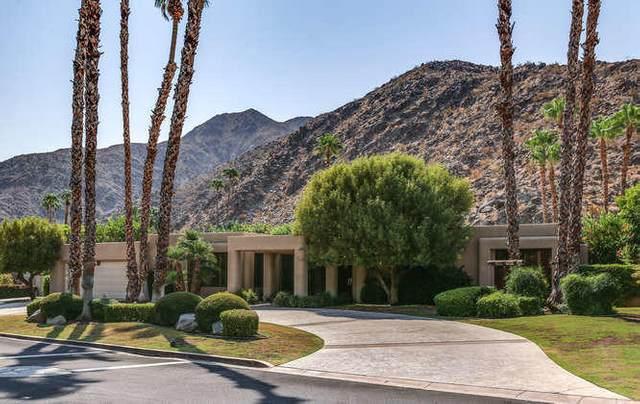 46700 E Eldorado Drive, Indian Wells, CA 92210 (MLS #219048171) :: Mark Wise | Bennion Deville Homes