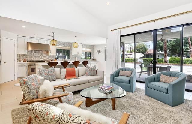 66 El Toro Drive, Rancho Mirage, CA 92270 (MLS #219048203) :: The John Jay Group - Bennion Deville Homes