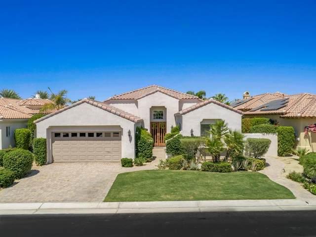 80076 Via Tesoro, La Quinta, CA 92253 (MLS #219048208) :: Brad Schmett Real Estate Group