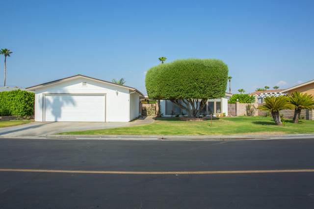 34665 Branding Iron Lane, Thousand Palms, CA 92276 (MLS #219048222) :: The John Jay Group - Bennion Deville Homes
